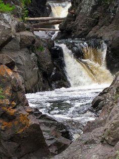 Cascade River, Lutsen MN. This was one of our favorite places to hike.