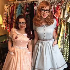 I want the dresses and these girls are looking even more adorable than ever!!! Who knew that was possible!! <3