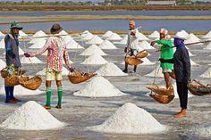 PT Garam Impor 75 Ribu Ton Garam dari Australia