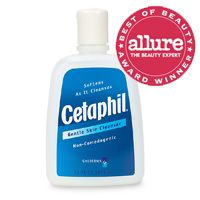 Cetaphil Cleanser Is the only thing I use to take off makeup and cleanse with.