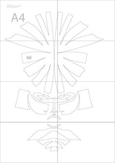 dali-lomo: Red Hood DIY Costume Helmet (template) pdo from Cullen Cosplay