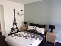 Eiffel Tower Wall Decals Wall Sticker from Picsity.com