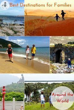 The Best Family Destinations for 2017. It's nearly the end of the year which surely means it's time to start planning your next family vacation! If you're looking for some family travel inspiration then this list of the best family destinations around the