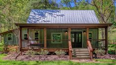 Amazing Pretty Little Cabin Rental In Franklin, Tennessee - YouTube