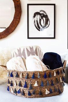 ¿Cómo decorar tu casa con elementos de rafia en clave low cost? | Decorar tu casa es facilisimo.com
