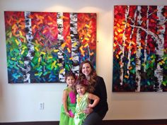 Contemporary Abstract Landscape Artist Melissa McKinnon - Solo ART Exhibition in Canada. Features BIG COLOURFUL paintings of Aspen & Birch Trees, Rocky Mountains and stunning views of the Canadian prairies, big skies and ocean beaches. To be the first to hear about new paintings, works in progress and news from my studio, Sign Up For My MonthlyEMAIL NEWSLETTER! http://eepurl.com/rqj-L  Website & Blog: www.melissamckinnon.wordpress.com