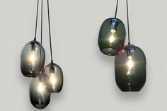 MUSE collection bubble chandelier by hammersheels on Etsy, $699.00