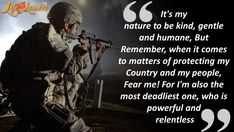 These 11 Indian Army Quotes will Definitely fill your heart with pride - Life 'N' Lesson Pak Army Quotes, Military Quotes, Army Women Quotes, Military Humour, Military Life, Soldier Quotes Inspirational, Motivational Quotes, Army Poetry, Navy Quotes