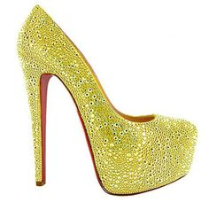 Christian Louboutin...I will own one day!
