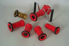 Fire Hose Nozzle | High Pressure, Powerful Fire Hose Nozzles. #firehose #firehoseproducts