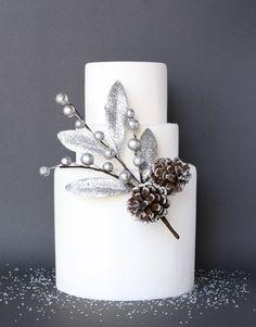 Winter cake. Eat Cake Be Merry