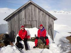 DNT Wandern Norwegen im Winter - Breheimen