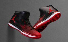 Introducing the Nike Air Jordan 31 'Banned'   Air jordans