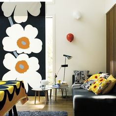 Marimekko 50 Years of Unikko Collection via WeeBirdy.com