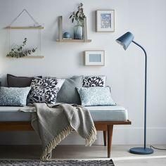 ME - Lampe de lecture Bleu H130cm Northern Lighting