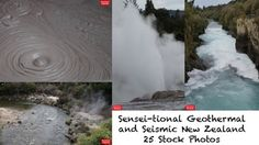 Looking for a different examples of places around the world with geothermal…