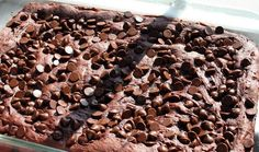 4-Ingredient Chocolate Dump Cake