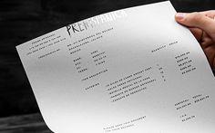 Prehispánica Branding by Anagrama Invoice Design, Letterhead Design, Graphic Design Branding, Identity Design, Brand Identity, Cool Restaurant, Restaurant Branding, Editorial Board, Editorial Design