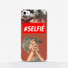 SELFIE ANNA NICOLE iPhone case