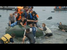 The Rising Tide: Europe´s Refugees Wash Ashore in Greece | HumanSinShadow