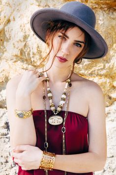 Sweet & Spark | Vintage Jewelry Blog | How to Wear Unique Outfit Ideas