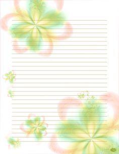 Stationery Page 1e1 by Kymemy.deviantart.com on @deviantART