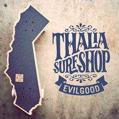 EXCELLENT font and design. (Love evilgood)