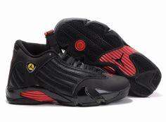 """Cheap Jordan 14 Retro men's shoes Air Jordan 14 (XIV) """"Last Shot"""
