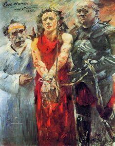 Lovis Corinth: Del impresionismo al expresionismo más dramático - TrianartsTrianarts