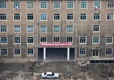 Capital living: 'Pyongyang is supposed to be the showcase of North Korea, so building exte...