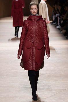 Hermès fall-winter 2015-2016 #PFW #fashionwomancom #fashion #moda