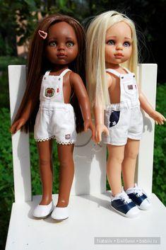 Еще одна переделка куклы Paola Reina / Одежда и обувь для кукол - своими руками и не только / Бэйбики. Куклы фото. Одежда для кукол