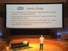 WD-40 Maniac Pledge
