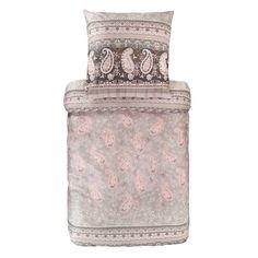 Anacapri Duvet Cover Set Bassetti Size: 135 cm W x 200 cm L Paisley, Duvet Cover Sets, Decorative Boxes, Two Piece Skirt Set, Prints, Super, Cotton, Boho, Design