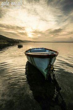 Knysna a lagoon