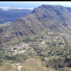 Fataga Gran Canaria.