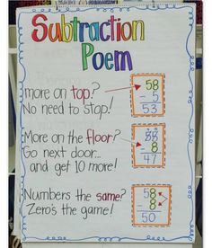 Math Poem
