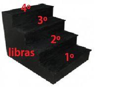 TERTÚLIAS DE LIBRAS: Os 4 estágios de Libras