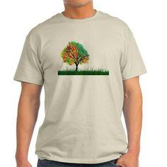 Classic T-Shirt 100% preshrunk cotton, Ash Grey is a 90/10 Cotton/Poly Blend 6.1 oz Tagless, Crew Neckline Standard Fit Machine Wash Cold </u