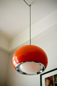 restaurant lighting Guzzini Bud lamp by Rustam Bab -