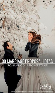 30 Best Ideas For Unforgettable And Romantic Marriage Proposal❤Check out a list of marriage proposal ideas, where you can find a great number of romantic and creative proposal ideas for your proposal. Make her say yes! See more: http://www.weddingforward.com/marriage-proposal/ #weddings #proposal