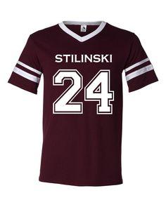Teen Wolf Beacon Hills Lacrosse Stilinski 24 by ElmStreetStudio