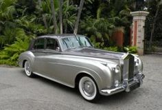 1958 Silver Cloud Rolls Royce--I have loved this car since i was 12 years old