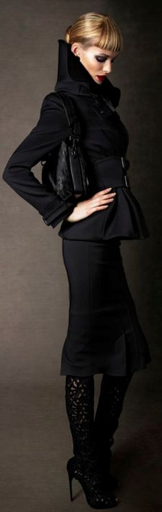 Tom Ford ~  Dress for Work.  PattyonSite™