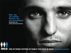 Hommes battus : l'autre visage de la violence conjugale
