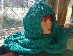 Bufanda con cuello