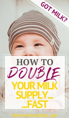 How to Increase Your Milk Supply - Double Your Milk in Just .- How to Increase Your Milk Supply – Double Your Milk in Just 2 Days! How to Increase Your Milk Supply – Double Your Milk in Just 2 Days! Single Parenting, Parenting Advice, Baby Boys, Lactation Recipes, Lactation Cookies, Breastfeeding And Pumping, Baby Supplies, Milk Supply, All Family