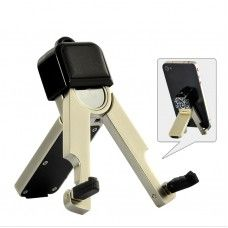 Portable Folding Mini Smartphone Holder Stand - iPhone, iPod, Samsung, HTC,Others