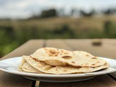 Rotis Recipe – Sandy La Pastelera #rotis #rotisrecipe #flatbread Roti Bread, Hottest Curry, Chapati, Non Stick Pan, Naan, Different Recipes, Meals, Cooking, Ethnic Recipes