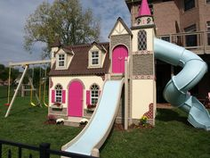 15 Amazing Outdoor Playhouse Ideas